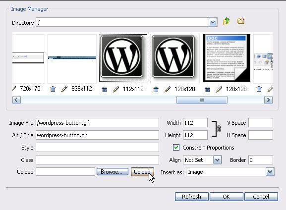 Een prima WordPress plugin voor het beheren en uploaden van Afbeeldingen